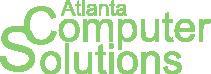 Atlanta Computer Solutions